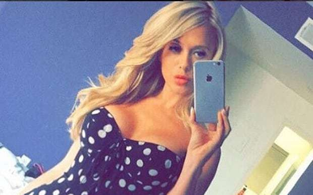 'Queen of Snapchat' Katie May's fatal stroke blamed on fall in photo shoot