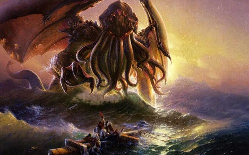 Cthulhu's evil overlord: the monstrous world of HP Lovecraft