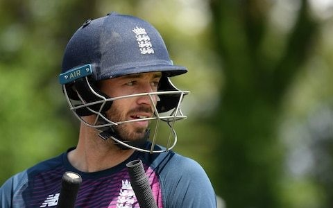 Why James Vince cannot let this latest England chance slip