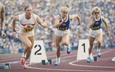 Dame Mary Peters: 'When I won Olympic gold, my bank balance was in the red'