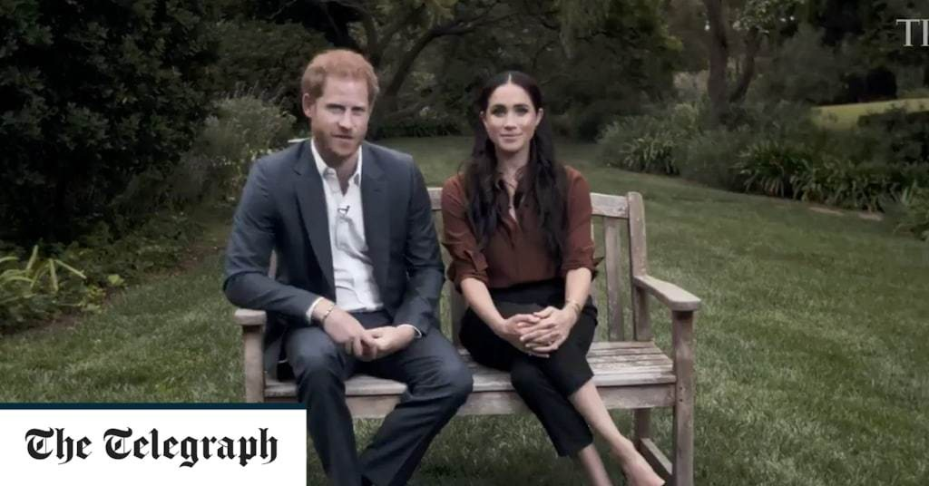 Prince Harry joins US election voting drive, telling Americans: 'Reject hate speech'