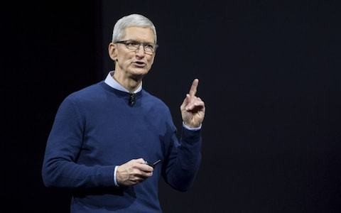 'Sitting is the new cancer': Apple gives all staff in its new office standing desks