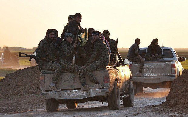 US-backed Kurdish forces in Syria 'may have committed war crimes'