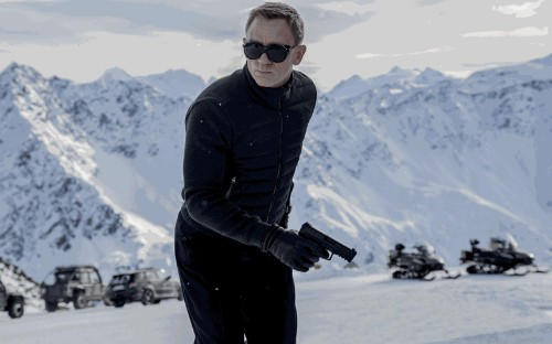 James Bond film locations: Sölden gears up for the new 007 film