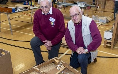 Model railway collections that took 36 years to build destroyed in minutes by drunk schoolboys