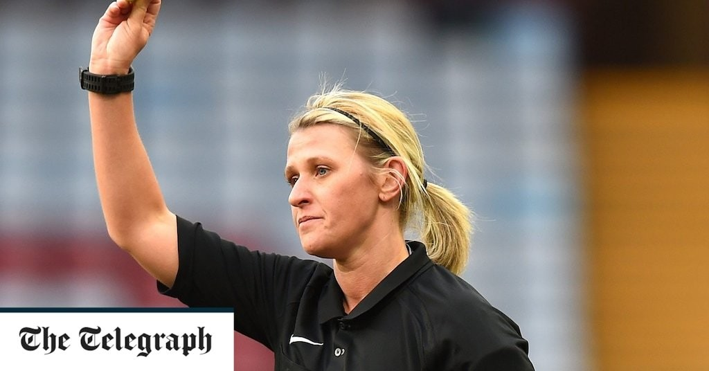 Number of female referees shows significant increase over past four years