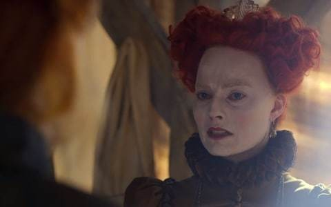 Mary Queen of Scots backlash for 'false' portrayal of a meeting between the Scottish monarch and Queen Elizabeth I