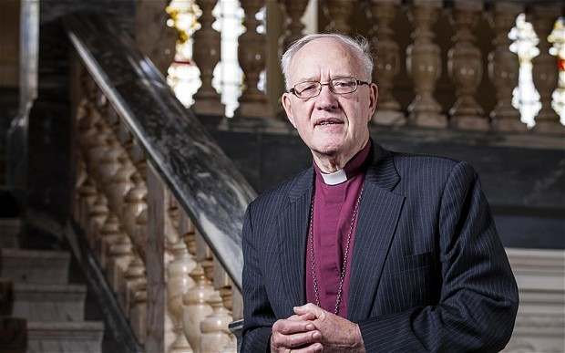 Britain should help 'crush' Isil in Syria, former Archbishop of Canterbury warns