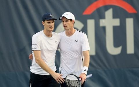 Murray brothers will not compete in Tokyo 2020 doubles as Jamie continues with current partner Neal Skupski