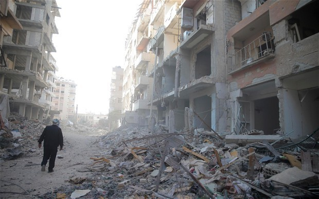 31 Syrian soldiers killed by rebel bomb blast