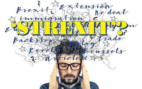 Are you suffering from 'Strexit'?