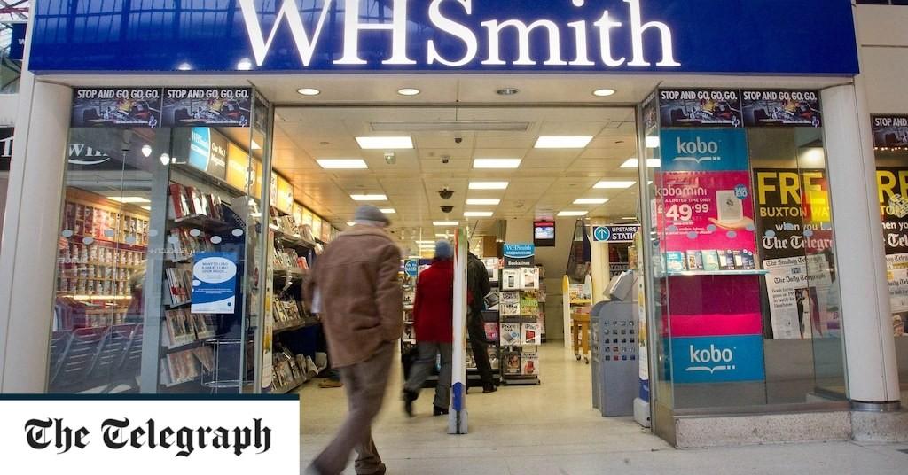 WH Smith to slash 1,500 jobs