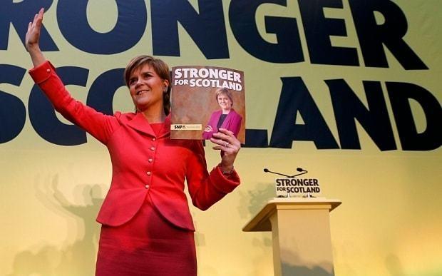 SNP tax powers plan 'creates £9.7bn shortfall by 2020'
