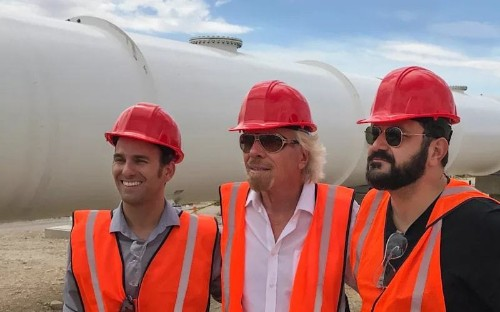 Future of Sir Richard Branson's Virgin Hyperloop One in doubt after it lays off 40 staff