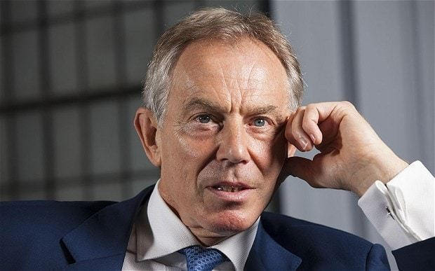 Tony Blair 'signed secret contract with Saudi oil company worth £41,000 a month'