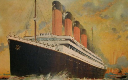 Huge fire ripped through Titanic before it struck iceberg, fresh evidence suggests