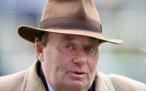 Nicky Henderson on Altior ahead of Ascot clash: 'He's in great form - he doesn't look like a horse who'll stay'