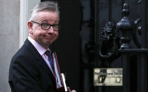 Mrs May's job rests on proving Michael Gove right that her Brexit deal can be salvaged