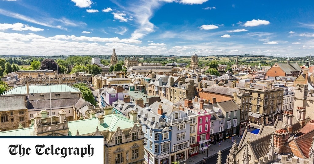 48 hours in . . . Oxford, an insider guide to the City of Dreaming Spires
