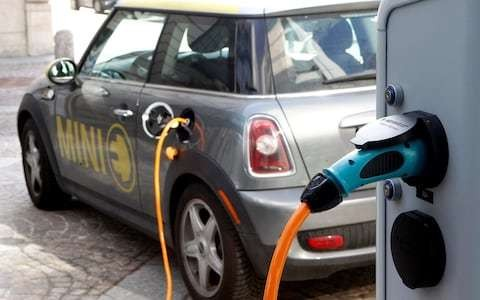 Britain faces 'waste battery mountain' as electric car use surges