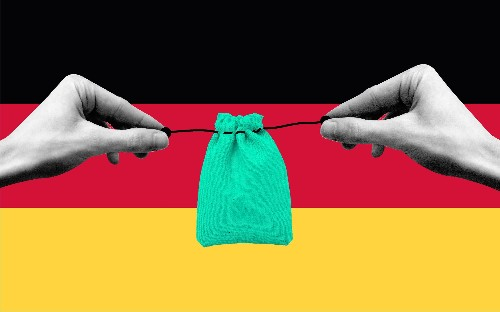 Germany rows back on longstanding debt rules in bid to get economy moving