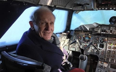 Thieves target dead Concorde pilot's home hours after Antiques Roadshow features aircraft memorabilia