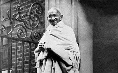 On the 150th anniversary of his birth, Gandhi's message of civility is a timely one