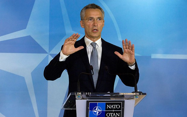 Nato chief says prepared to send troops to defend Turkey
