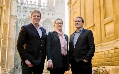Cambridge's IQ Capital raises $300m fund for artificial intelligence start-ups
