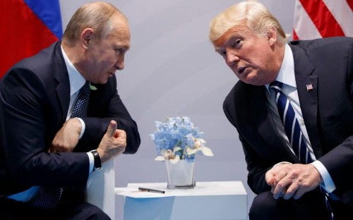 Donald Trump announces joint cyber security unit with Russia to protect against election hacking