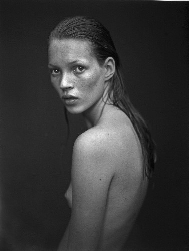 The Kate Moss Portfolio: the model's favourite photos of herself