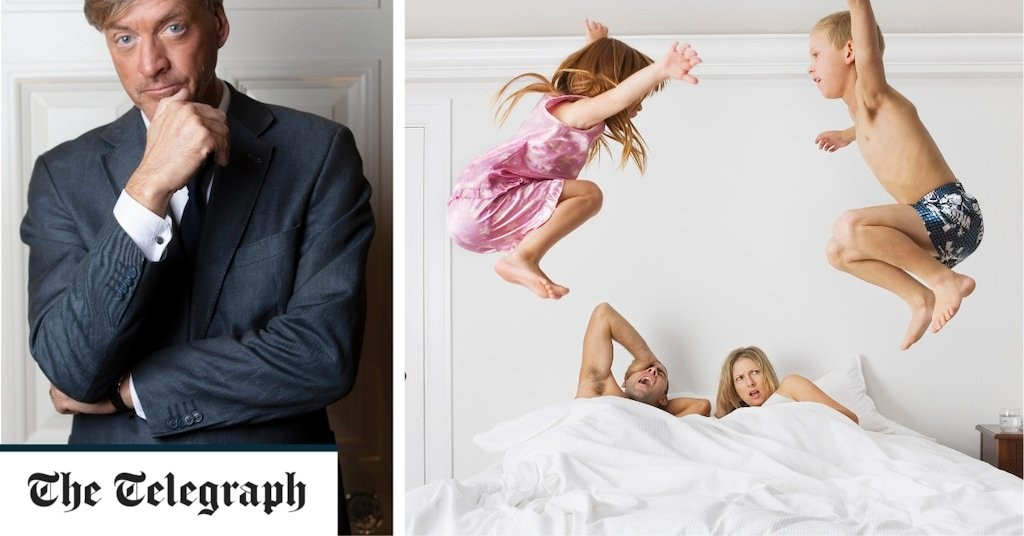 Dear Richard: 'My partner's ex is using her children to dominate our weekends'
