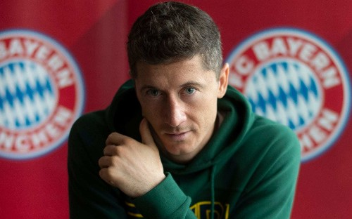 Robert Lewandowski: The art of goalscoring, his debt to Klopp and Guardiola... and almost joining Manchester United