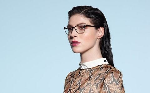 How to ace your make-up if you wear glasses