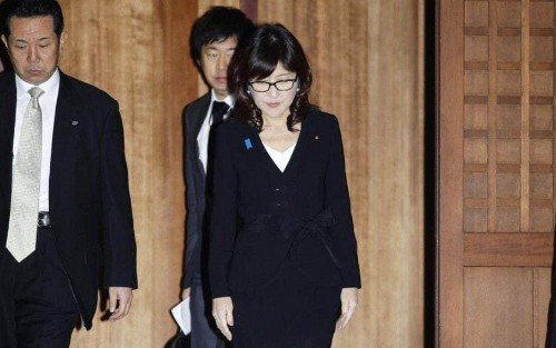 Japan defence minister prays at controversial Yasukuni war shrine day after historic Pearl Harbor visit