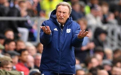 Neil Warnock willing to leave Cardiff without a penny in compensation if they sack him this summer
