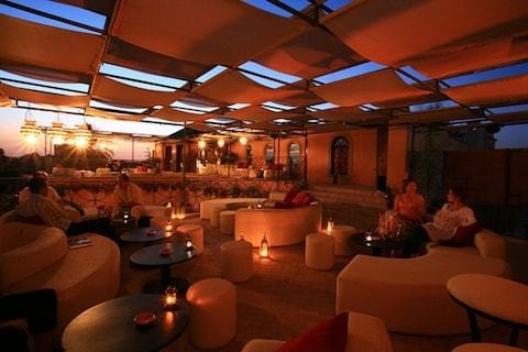 12 fabulous bars in Marrakech, from candlelit rooftops to moody speakeasies