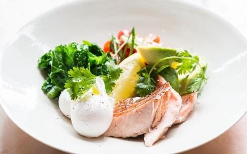 Bill Granger's Fresh Aussie breakfast salad