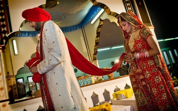 Religion told to halt weddings over gay rights
