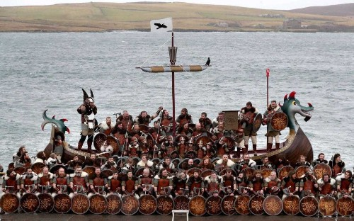 Danish Vikings could have been economic migrants to Britain