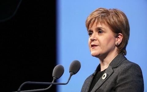 Nicola Sturgeon's empty threats help no one
