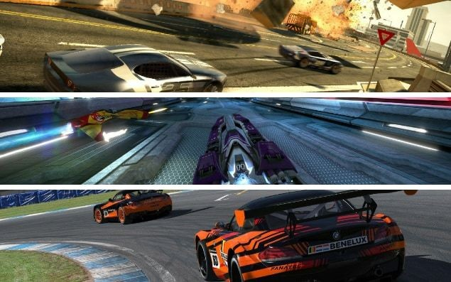 The best racing video games