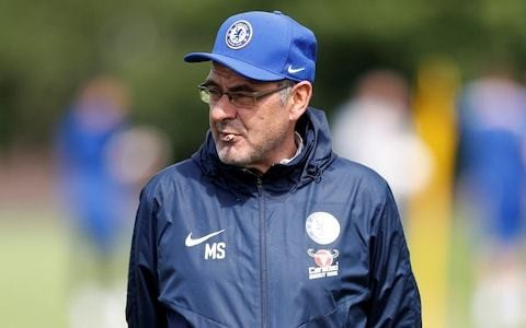 Football's odd couple of Chelsea and Maurizio Sarri know only a trophy can strengthen their bond