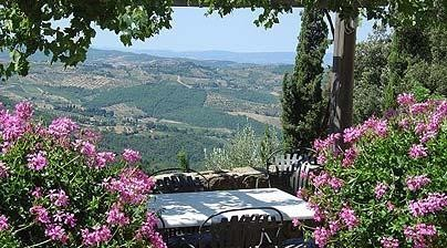 Tuscany: Under the spell of summer's lease
