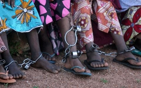 Chained, flogged and starved: report reveals 'unimaginable' treatment of Nigeria's mentally ill
