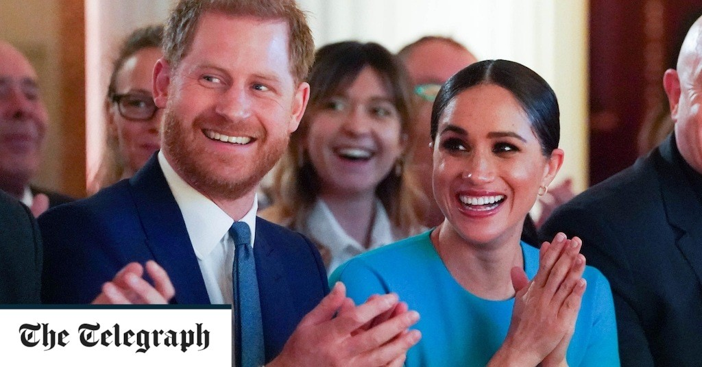 Meet the new Kardashians – they are called Harry and Meghan