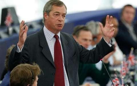Nigel Farage says Trump's 'Go Back' remarks were 'genius'