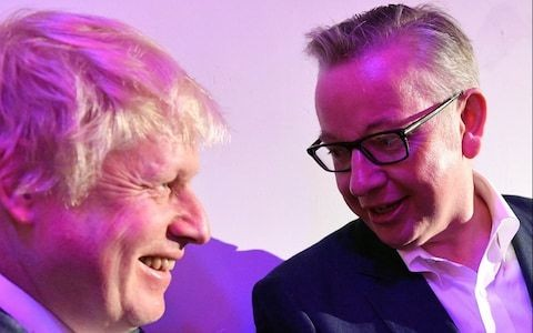 Michael Gove: Why I have changed my mind about Boris Johnson