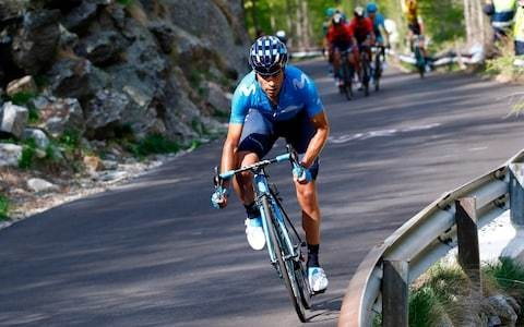 Giro d'Italia 2019 – race for pink: Man-of-the-match performance puts Mikel Landa back in the game