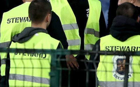 Bulgaria racism scandal deepens amid suspicion stadium stewards among perpetrators